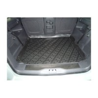Коврик в багажник для Opel Zafira B '05-13, резиновый (Lada Locker)