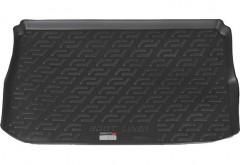 Коврик в багажник для Citroen C4 '05-09, резиновый (Lada Locker)