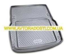 Novline Коврик в багажник для Audi A8 '03-10 Long, полиуретановый (Novline) черный