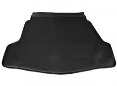 Коврик в багажник для Hyundai i40 '12- седан, полиуретановый (NorPlast) черный