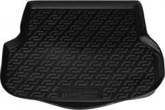 Коврик в багажник для Chevrolet Lacetti '03-12 универсал, резино/пластиковый (Lada Locker)