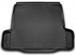 Novline Коврик в багажник для Chevrolet Cruze '09-14 седан, полиуретановый (Novline) черный EXP.NLC.08.13.B10
