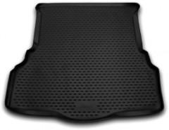 Коврик в багажник для Ford Mondeo '15-, седан, полиуретановый (Novline / Element) черный