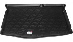 Коврик в багажник для Hyundai i-20 '14-, резино/пластиковый (Lada Locker)