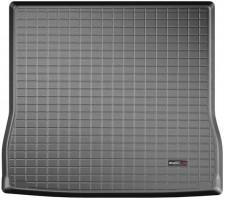 Коврик в багажник для Toyota Sequoia '08-, длинный, резиновый (WeatherTech) черный