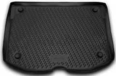 Коврик в багажник для Citroen C3 '10- Picasso, полиуретановый (Novline / Element) черный, CARCRN00030