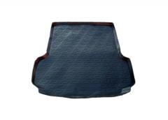 Коврик в багажник для Mitsubishi Pajero Sport II '08-16, резино/пластиковый (Lada Locker)