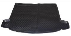 Коврик в багажник для Honda Civic 5D '12-, полиуретановый, черный, без сабв. (Novline / Element)