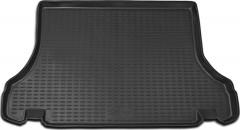 Коврик в багажник для Daewoo (ЗАЗ) Lanos / Sens седан, полиуретановый (Novline / Element) черный