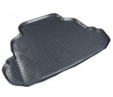 Коврик в багажник для BYD F3 '05-, хетчбэк, резино/пластиковый (Norplast)