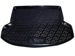 Коврик в багажник для Hyundai ix-35 '10-15, резино/пластиковый (Lada Locker)