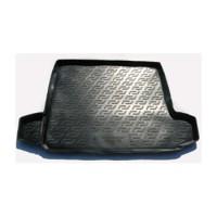 Коврик в багажник для Citroen C5 '08- седан, резино/пластиковый (Lada Locker)