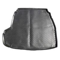 Коврик в багажник для Hyundai Sonata '10-15, полиуретановый (Novline / Element) черный