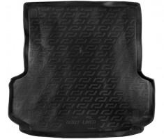 Коврик в багажник для Mitsubishi Pajero Sport II '08-16, резиновый (Lada Locker)