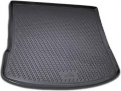 Коврик в багажник для Mazda 5 '05-09, длинный, полиуретановый (Novline / Element) черный