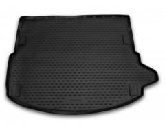 Коврик в багажник для Land Rover Discovery Sport '14-, без 3 ряда, полиуретановый, без рейлингов (Novline / Element)