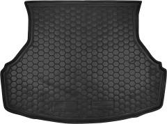 Коврик в багажник для Lada (Ваз) Granta 2190 '11-, седан, без шумоизоляции, резиновый (AVTO-Gumm)