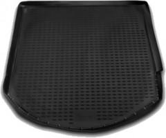 Коврик в багажник для Ford Mondeo '07-14 универсал, полиуретановый (Novline / Element) черный