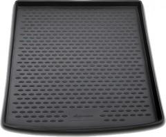 Коврик в багажник для Volkswagen Eos '06-15, полиуретановый (Novline / Element) черный
