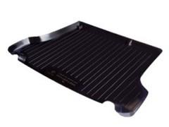 Коврик в багажник для Daewoo (ЗАЗ) Lanos / Sens седан, резино/пластиковый (Lada Locker)