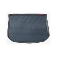 Коврик в багажник для Chery Beat '11-, резиновый (Lada Locker)