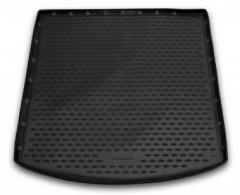 Коврик в багажник для Land Rover Discovery Sport '14-, без 3 ряда, с рейлингами, полиуретановый (Novline / Element)