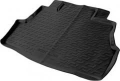 Коврик в багажник для Nissan Almera Classic '06-13, резиновый (Lada Locker)