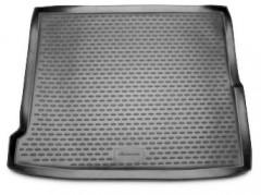 Коврик в багажник для Renault Scenic '09-, полиуретановый (Novline / Element) серый