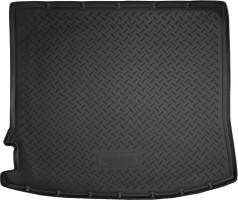 Коврик в багажник для Mazda 5 '10-, резино/пластиковый (Norplast)