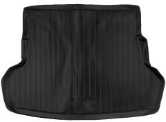 Коврик в багажник для Kia Rio '11-15 седан, резино/пластиковый (Lada Locker)