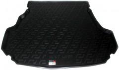 Коврик в багажник для Subaru Forester '03-08, резино/пластиковый (Lada Locker)