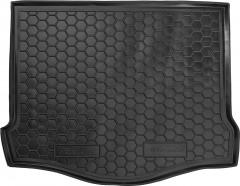 Коврик в багажник для Ford Focus 3 (III) '11- хетчбэк, резиновый (AVTO-Gumm)