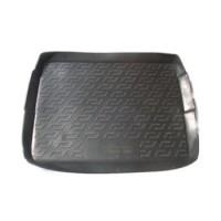 Коврик в багажник для Peugeot 3008 '09-16 нижний, резиновый (Lada Locker)
