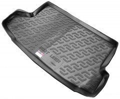 Коврик в багажник для Nissan Juke '15-, верхний, резиновый (Lada Locker)