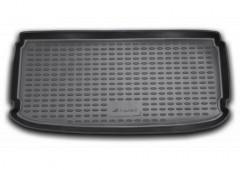 Коврик в багажник для Mitsubishi Colt '03-10, полиуретановый (Novline / Element) черный