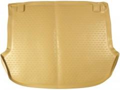Коврик в багажник для Nissan Murano '08-14, полиуретановый (Novline / Element) бежевый