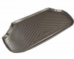 Коврик в багажник для Audi 100 '90-94 седан, резино/пластиковый (Norplast)