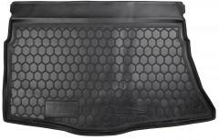 Коврик в багажник для Hyundai i30 GD '13-16 хетчбэк, резиновый (AVTO-Gumm)