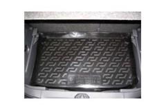 Коврик в багажник для Opel Corsa D '06-14, резиновый (Lada Locker)