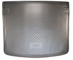 Коврик в багажник для Volkswagen Caddy '04-15, полиуретановый (Norplast)