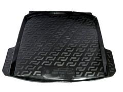 Фото 1 - Коврик в багажник для Skoda Fabia '99-07 универсал, резино/пластиковый (Lada Locker)