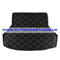 Коврик в багажник для Lada (Ваз) Granta 2190 '11- седан, полиуретановый (Aileron)