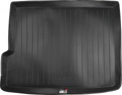 Коврик в багажник для Samand EL / LX 06-, резино/пластиковый (Lada Locker)