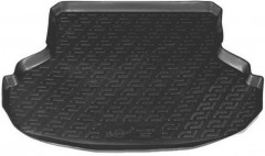 Коврик в багажник для Suzuki SX4 '06-14 седан, резиновый (Lada Locker)