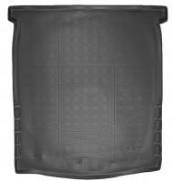 Коврик в багажник для Mazda 6 '13- седан, резино/пластиковый (Norplast)
