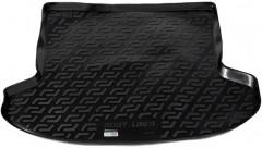 Коврик в багажник для Kia Ceed '06-12 универсал, резино/пластиковый (Lada Locker)