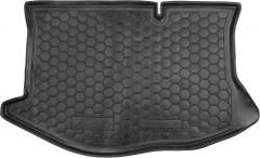 Коврик в багажник для Ford Fiesta '09-14, резиновый (AVTO-Gumm)