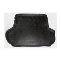 Коврик в багажник для Peugeot 4007 '07-12, резиновый (Lada Locker)