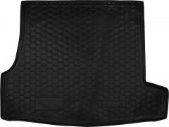 Коврик в багажник для Skoda Superb '02-08, резиновый (Avto-Gumm)