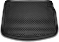 Коврик в багажник для Renault Megane '08-16 купе, полиуретановый (Novline / Element) черный